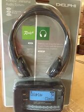 XM RADIO Roady 2 Personal Audio System **NEW IN BOX**