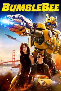 Transformers & Bumblebee (4K/3D/Blu-ray/DVD) 2019 NEW & FAST SHIP & CHOOSE!!!