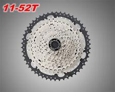 SUGEK 11-52T 11 Speed Wide Ratio Freewheel Road Bike Bicycle Cassette Sprockets