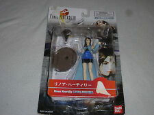 NEW ON CARD FINAL FANTASY VIII RINOA HEARTILLY EXTRA SOLDIER FIGURE BANDAI NOC >