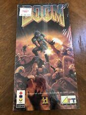 Doom Panasonic 3DO Longbox NEW