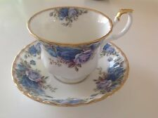Royal Albert MOONLIGHT ROSE Cup & Saucer Duo 1987 (2)