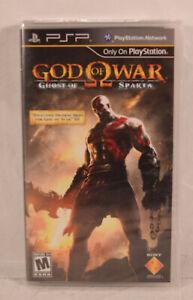 PSP God of War Ghost of Starta PSP Sony 2010 New Sealed