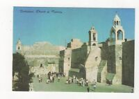 Bethlehem Church Of Nativity Postcard 615a