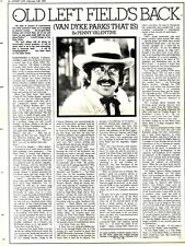 SL20/2/76p34 Article & Picture : Old left field's back (Van Dyke Parks that is)