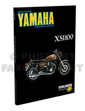 1978 Yamaha XS1100 Shop Manual CycleServ XS 1100 Repair Service Book