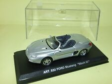 FORD MUSTANG MACH III Gris DETAILCARS 532