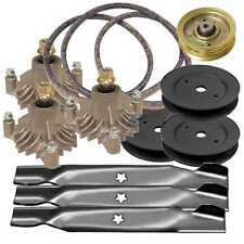 """Mower 50"""" Deck Rebuild Kit AYP Craftsman 137380 143651 144959 153535"""