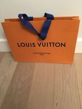 Grand Sac Emballage Dustbag Louis Vuitton Orange