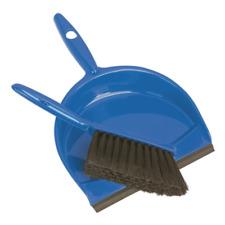 More details for bm04 sealey dustpan & brush set composite [janitorial]