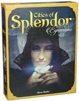 Splendor: Cities of Splendor Expansion [New Games] Board Game