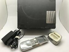 Nokia Sirocco 8800 - Silver (Unlocked) Cellular Phone AJ320