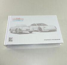 Bildband Porsche Museum - Porsche 70 Jahre Sportwagen !