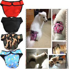 Female Dog Nappy Diaper Season Dog Puppy Period Knicker Hygiene Menstrual Pants