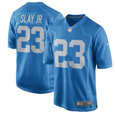 Nike Detroit Lions NFL Jersey Mens XL Authentic Shirt Darius Slay Alternate
