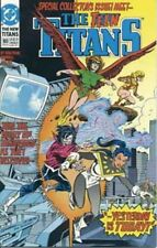 The NEW TITANS  -   { DC - Mar 1992 }  ##84  ##85  ##86