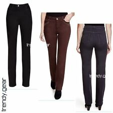 Per Una Straight Leg High Rise Jeans for Women