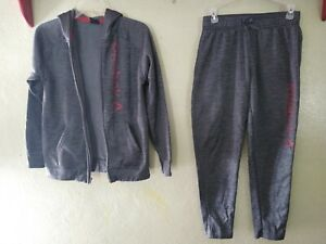 Youth 14-16 Reebok Sweat suit set outfit