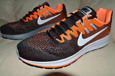 New Nike Mens Air Zoom Structure 20 Run Running Shoes 849576-002 sz 10.5