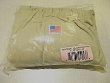 Military Base Layer Cold Weather Heavyweight Pants Thermals Sand Tan XL X-Large