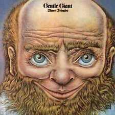 GENTLE GIANT - THREE FRIENDS NEW CD