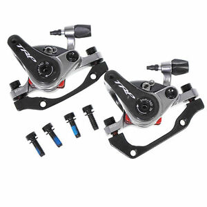 TRP SPYRE SLC Road Carbon Mechanical Disc Brake Front / Rear or Pair W/o Rotor
