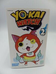 Book Manga Tome 2 Kaze Yo-Kai Watch Vers. Francaise