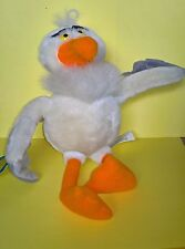 Scuttle The Little Mermaid Seagull Plush Disney Scruffy Seagull Scuttle Sea Gull