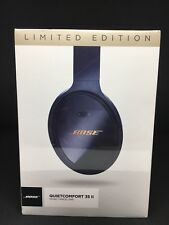 Bose QuietComfort 35 Series II QC35 II  Wireless Headphones Midnight Blue New