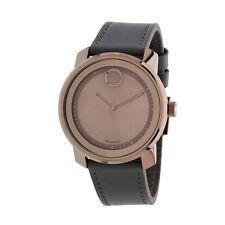 Reloj de Cuarzo Movado 3600672 Para hombres de bronce Negrita