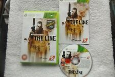 Spec OPS THE LINE XBOX 360 v.g.c. rápido post completa (FPS Tirador Juego)