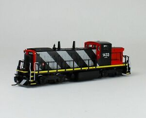Rapido N GMD-1 w/DCC and sound Canadian National CN stripe- your choice of #
