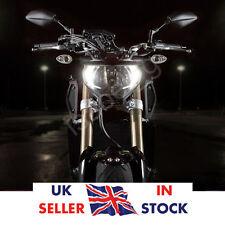 Yamaha FZ8 MT-07 MT-09 Fazer Xenon White LED Sidelight Light Bulbs Upgrade
