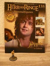 Herr der Ringe-Figur : Pippin in Edoras (Nr. 135) +Heft