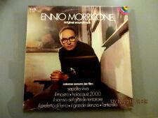 LP COLONNE SONORE ORIGINAL SOUNDTRACK ENNIO MORRICONE VARIOUS SEALED R