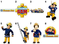 Fireman Sam Stickers, Wall Decoration, DIY Arts & Crafts