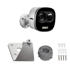 Lorex LNB8105X POE 8MP 4K UHD IP Active Deterrence Network Security Camera