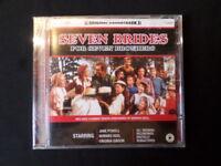 Seven Brides For Seven Brothers. Film Soundtrack. 1954. Compact Disc. E.U. Made