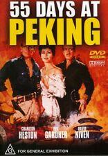 55 Days at Peking DVD Charlton Heston Region 4