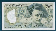 FRANCE - 50 FRANCS QUENTIN DE LA TOUR Fayette n°67.3 de 1978 en NEUF Y.13 479203