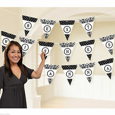 Paper 6-10 m Party Buntings