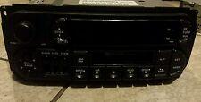 "STEREO RADIO AM/FM CASSETTE 56038931AB ""RAS"" FITS 02-03 300M D64-153832"