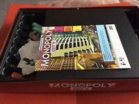 monopoly city 3 D  board game