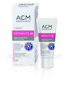 Depiwhite M ADVANCE Depigmenting brown spots natural degradation sunscreen cream