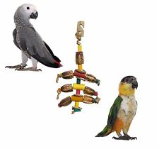 ROSEWOOD BAMBOOZLERS NATURAL MAHOGANY ANT LARGE PARROT CAGE CHEW TOY 22322