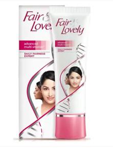 Fair & Lovely Daily Fairness Expert Cream With Multi Vitamin For Women 2x50 gm