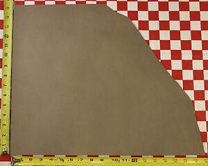 "HORWEEN PALOMA DAVIS GRAY LATIGO 5 OZ PRINT #41 LEATHER 20"".5x10"" NAT. QLTY LOGO"