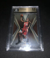 2005-06 SPx Lebron James #15 BGS 9.5