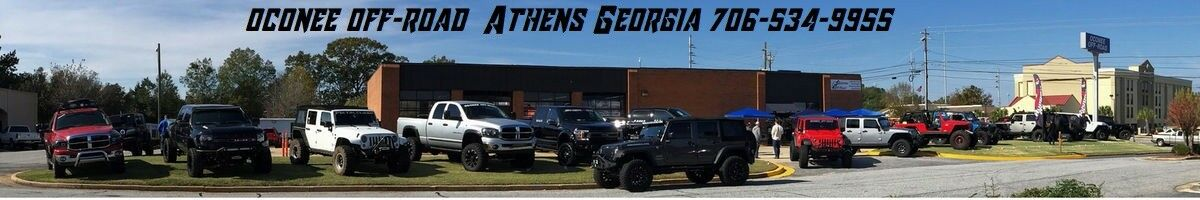 Oconee Off-Road Athens Georiga