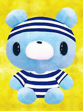 Gloomy Bear 12'' Blue Swimwear Ver. Prize Plush NEW